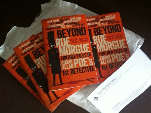 Beyond Rue Morgue - edited by Paul Kane and Charles Prepolec