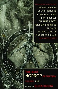 The Best Horror of the Year, edited by Ellen Datlow