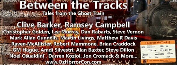Between the Tracks, Tales from the Ghost Train