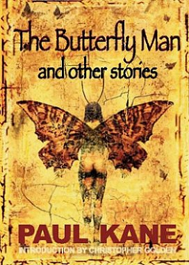Butterfly Man and other stories, by Paul Kane