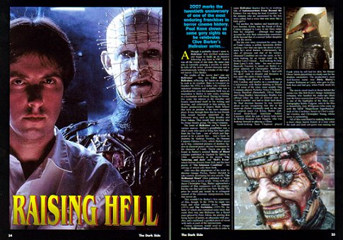 Darkside Hellraiser Article