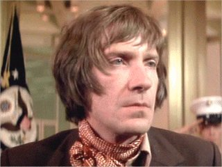 David Warner, The Omen