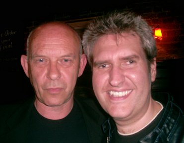 Doug Bradley and Paul Kane