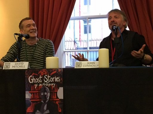 David Mitchell and John Connolly