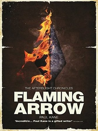 Flaming Arrow, by Paul Kane