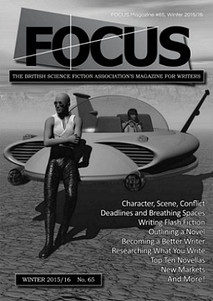 BSFA Magazine, Focus, Winter 2015/16