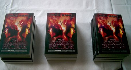 The Gemini Factor, by Paul Kane