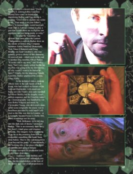 Scars magazine, Hellraiser article, Page 2
