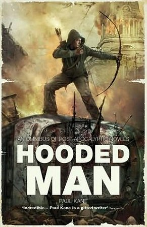 Hooded Man, by Paul Kane