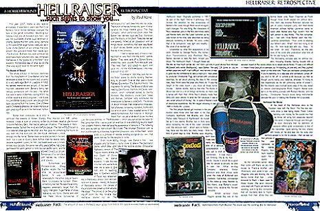Horrorhound Hellraiser Retrospective Article