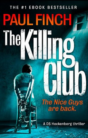 The Killing Club, by Paul Finch