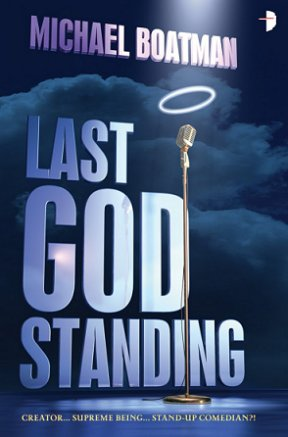 Last God Standing, by Michael Boatman