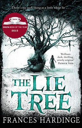The Lie Tree, by Frances Hardinge