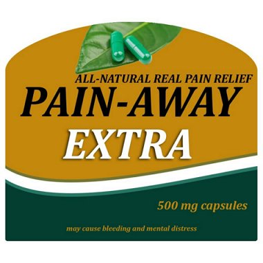 Pain-Away Extra - LifeOMatic product