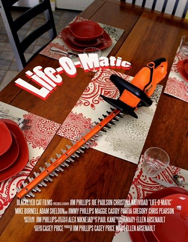 Life-o-Matic poster