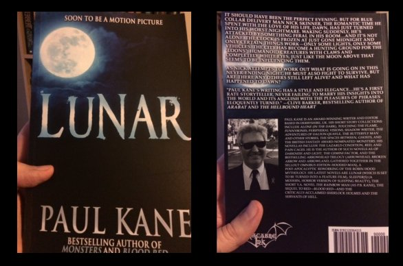 Lunar, by Paul Kane