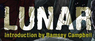 Lunar, by Paul Kane, introduction by Ramsey Campbell