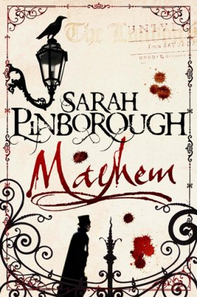 Mayhem, by Sarah Pinborough