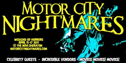 Motor City Nightmares