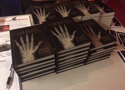 Copies of Nailbiters, by Paul Kane