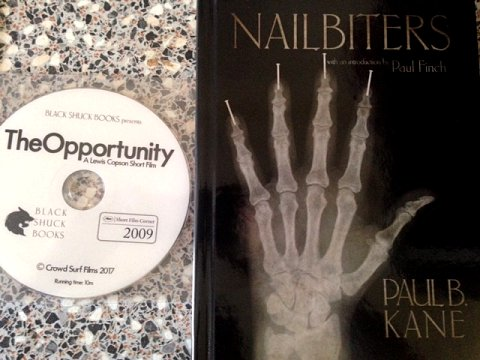 Nailbiters by Paul B. Kane, The Opportunity DVD