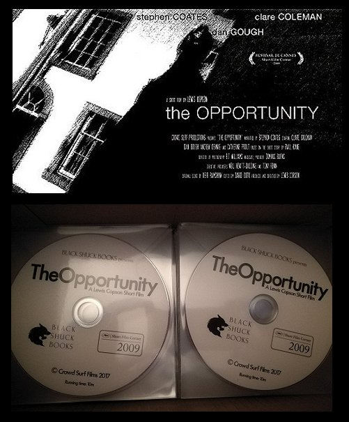 The Opportunity DVD