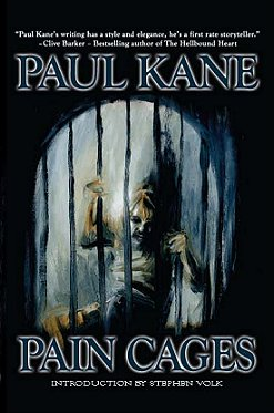 Pain Cages, by Paul Kane