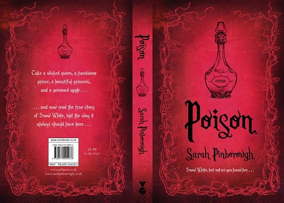 Poison, by Sarah Pinborough