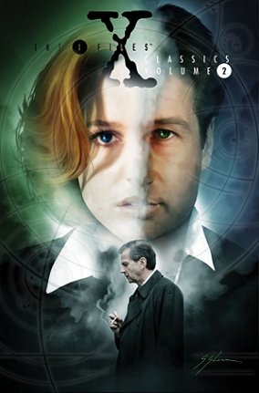 X Files, Sam Shearon