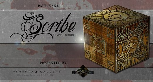 The Scribe Configuration, written by Paul Kane