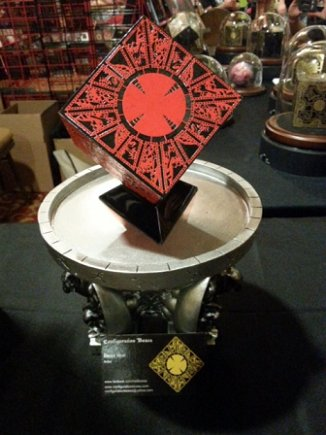 Servants of Hell puzzlebox