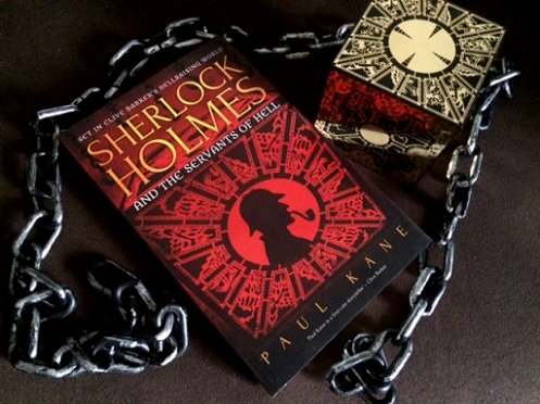 Sherlock Holmes and the Servants of Hell by Paul Kane, Lament Configuration