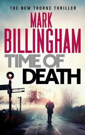 Time of Death, Mark Billingham