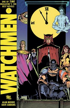 Watchmen, by Alan Moore and Dave Gibbons