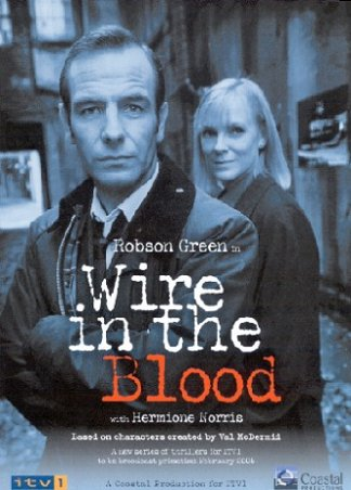 Wire in the Blood, Robson Green