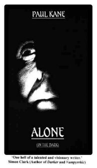 Alone In The Dark, Paul Kane