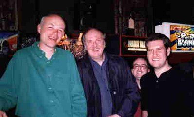 Simon Clark, Derek M. Fox, Paul Bradshaw and Paul Kane
